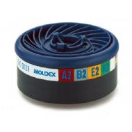 Moldex 9800 EasyLock Gas Filter A2B2E2K2